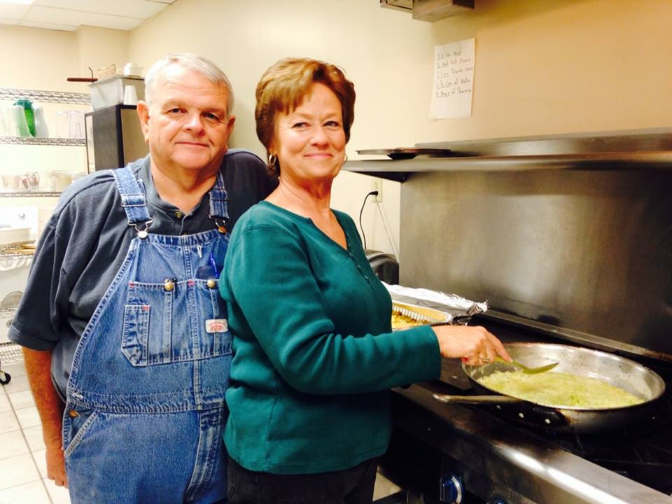 Hearn's cook up a storm for the holiday events